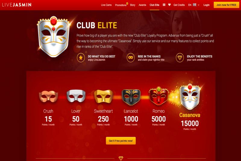 livejasmin club elite min